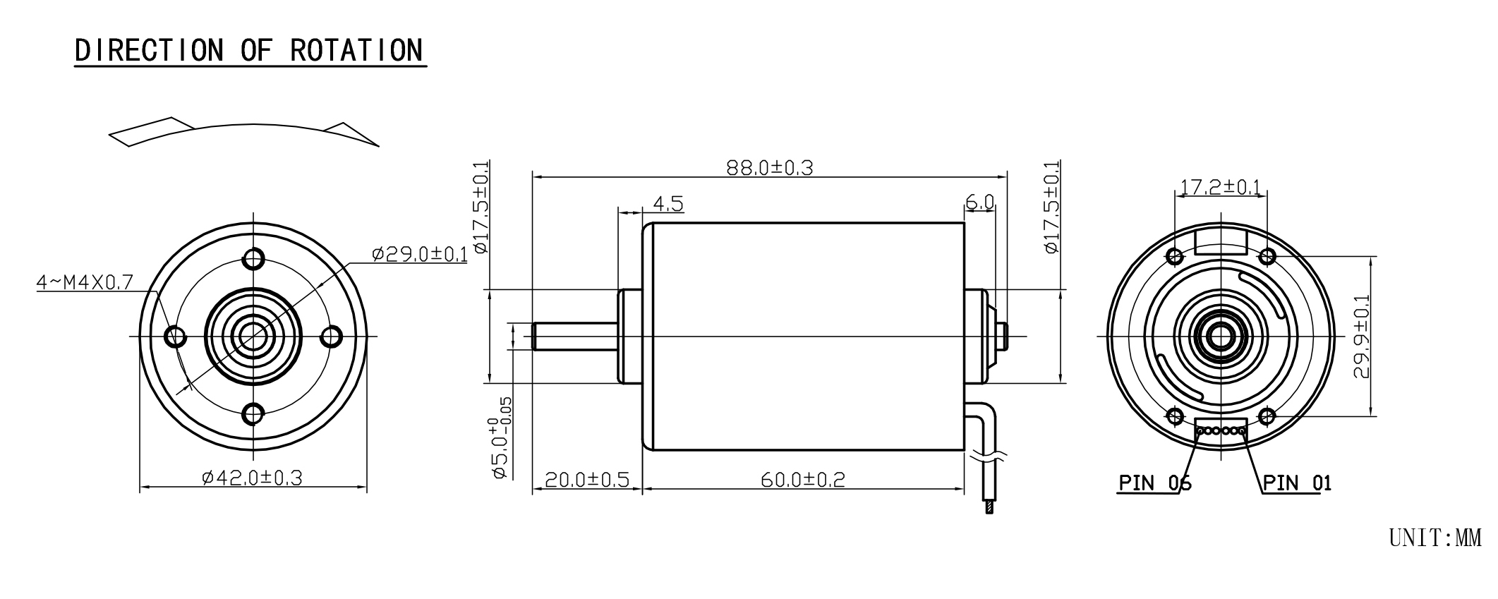 Mbl 42 60 M Series Mach Motion Products