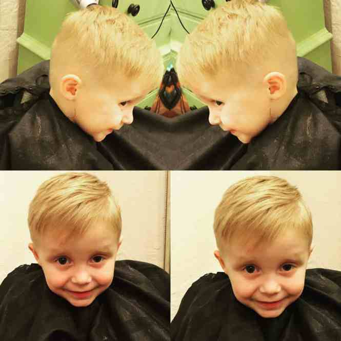 Hair Color For Kids