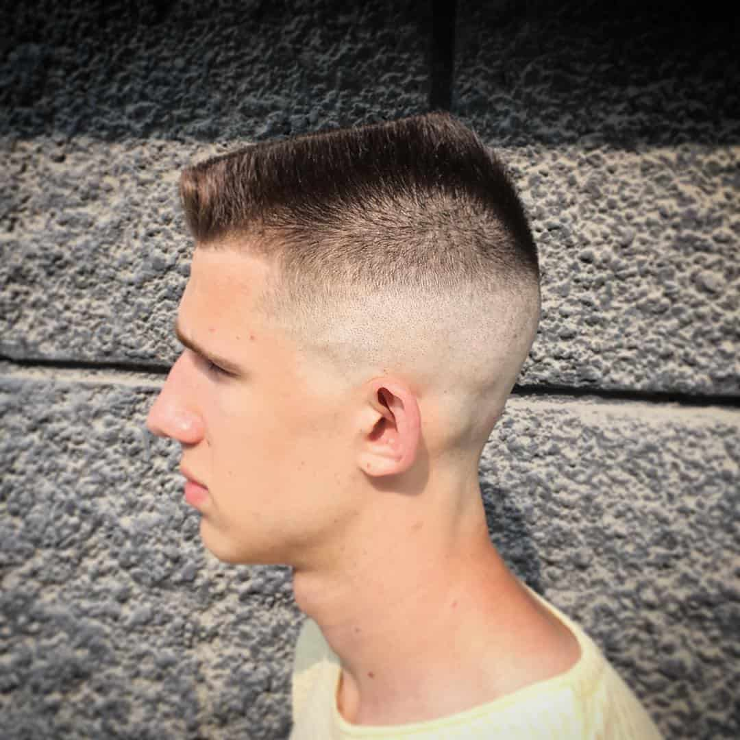 45 Exquisite Flat Top Haircut Designs New Style In 2018