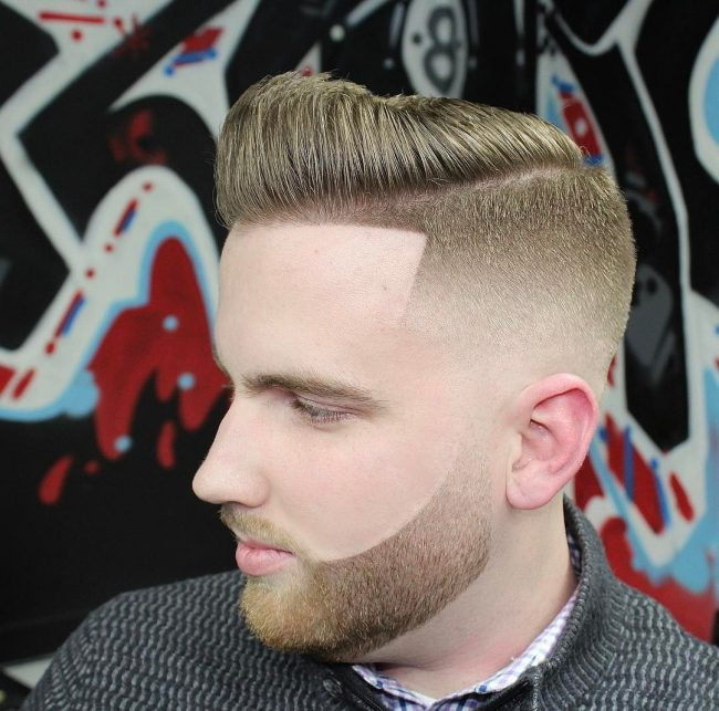 75 Best High And Tight Haircut Ideas Show Your Style2019