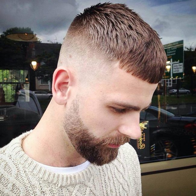 Best Haircut For Round Face Male 218529 Men Hairstyle Traditional