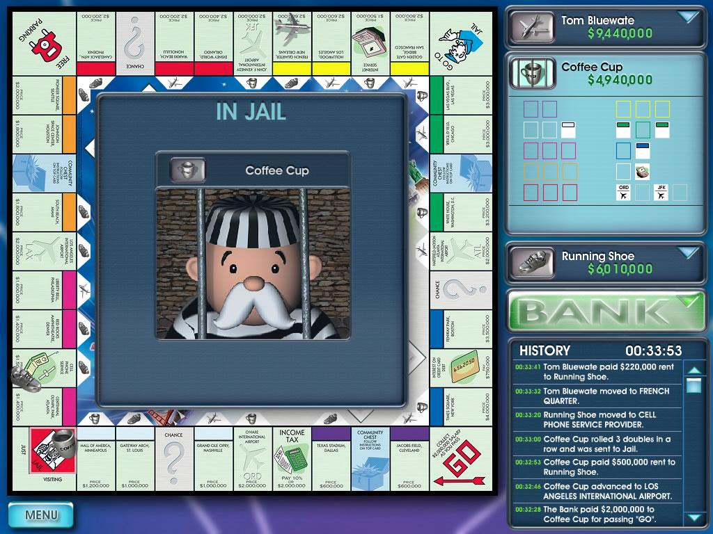 Monopoly Mac