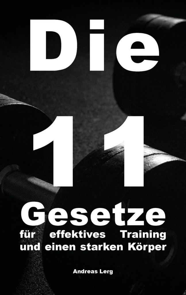 Cover 11 Gesetze
