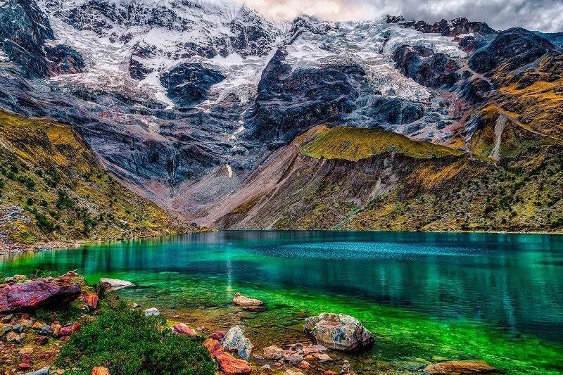 humantay Lake