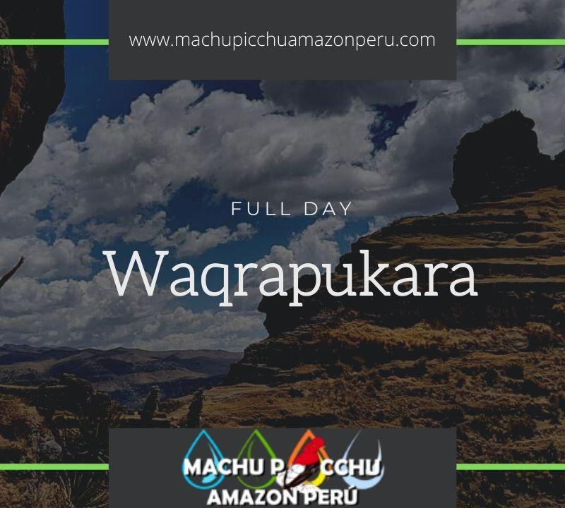 Waqrapukara