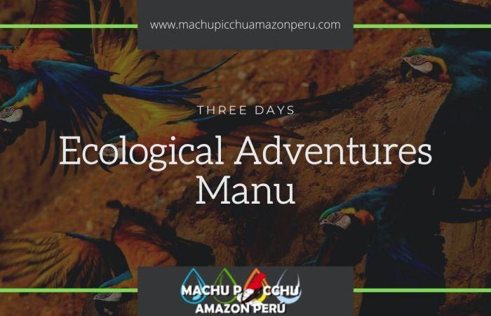 Ecological Adventures Manu, Manu Expeditions
