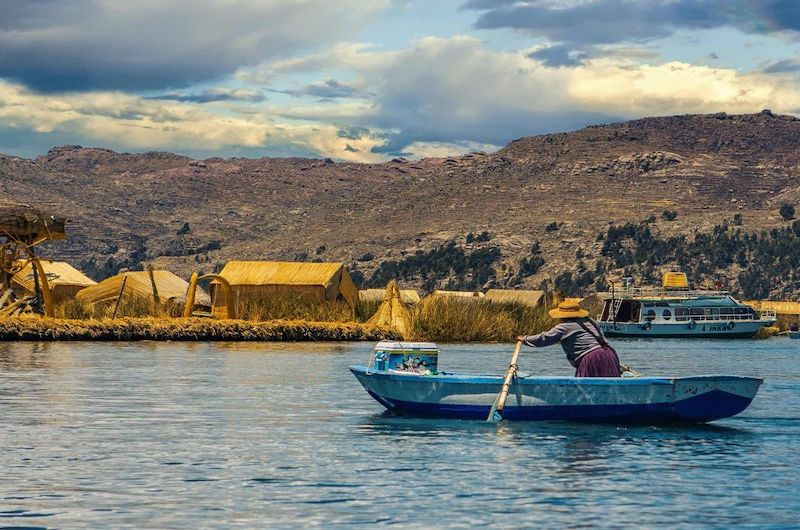 Half Day Tour Lake Titicaca
