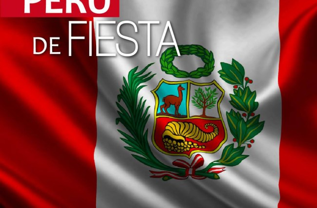 Dia da Independência do Peru