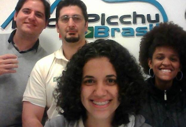 Equipe Machu Picchu Brasil – São Paulo