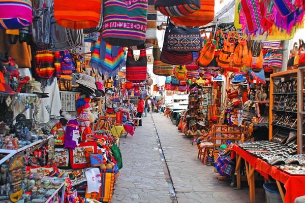 Valle Sagrado dos Incas