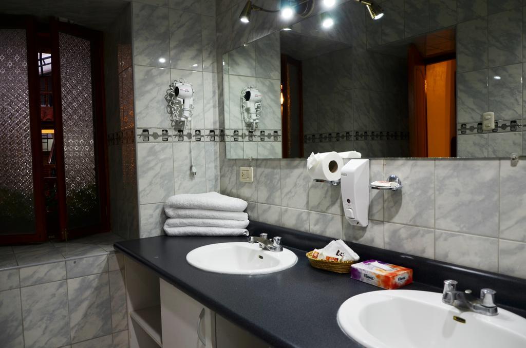 Hotel Royal Inka I - Banheiro do Quarto