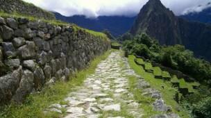 Manutenção Trilha Inca Machu Picchu, Machu Picchu Brasil