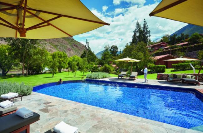 Belmond Hotel Rio Sagrado: Luxo no Vale Sagrado dos Incas