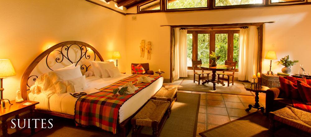 Suítes no Inkaterra Machu Picchu Pueblo Hotel