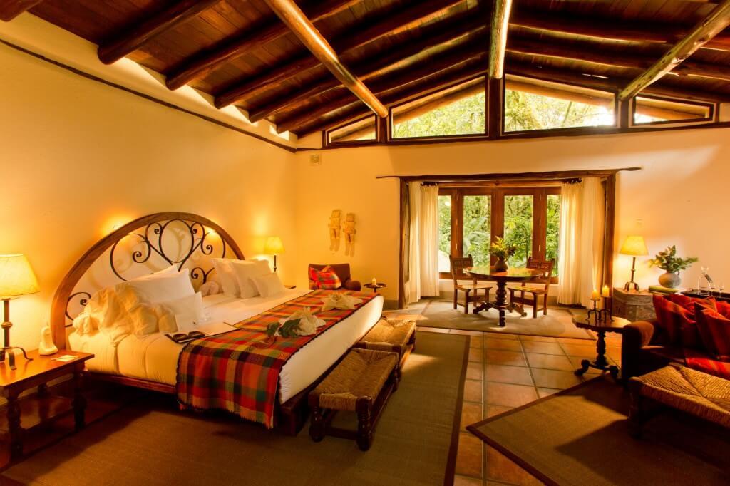 Suíte no Inkaterra Machu Picchu Pueblo Hotel