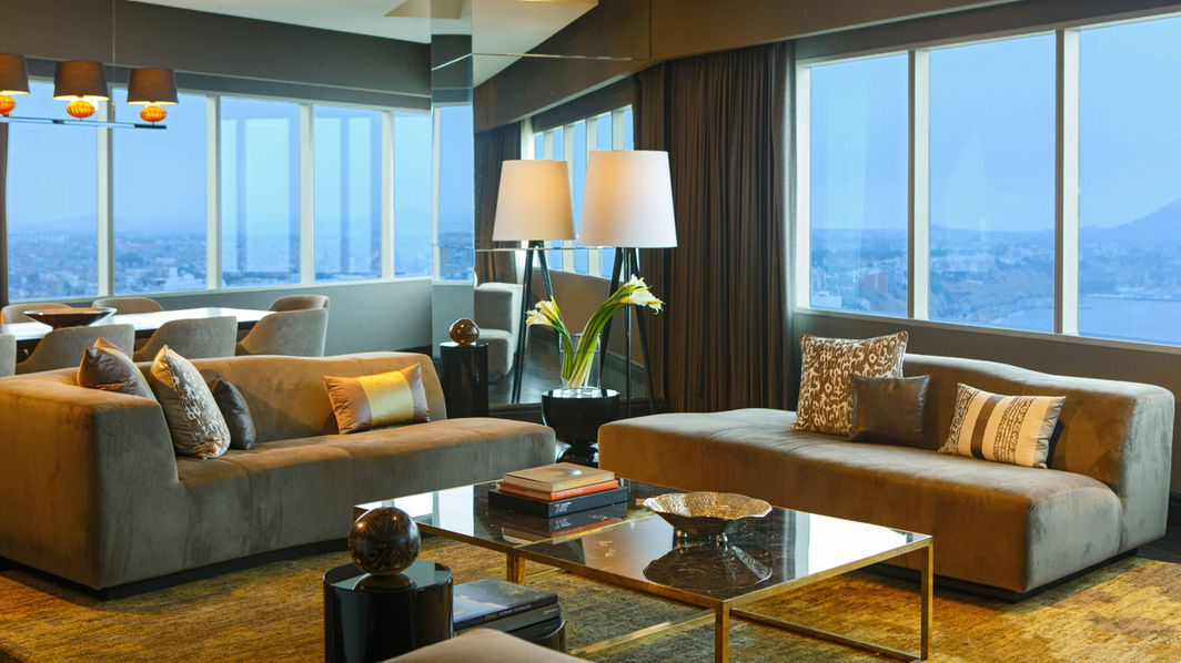 Suíte Presidencial do JW Marriott Hotel Lima