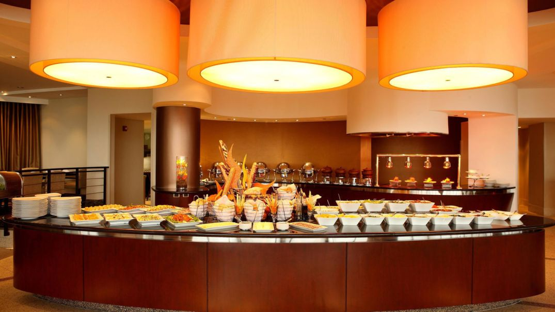 Refeições no JW Marriott Hotel Lima