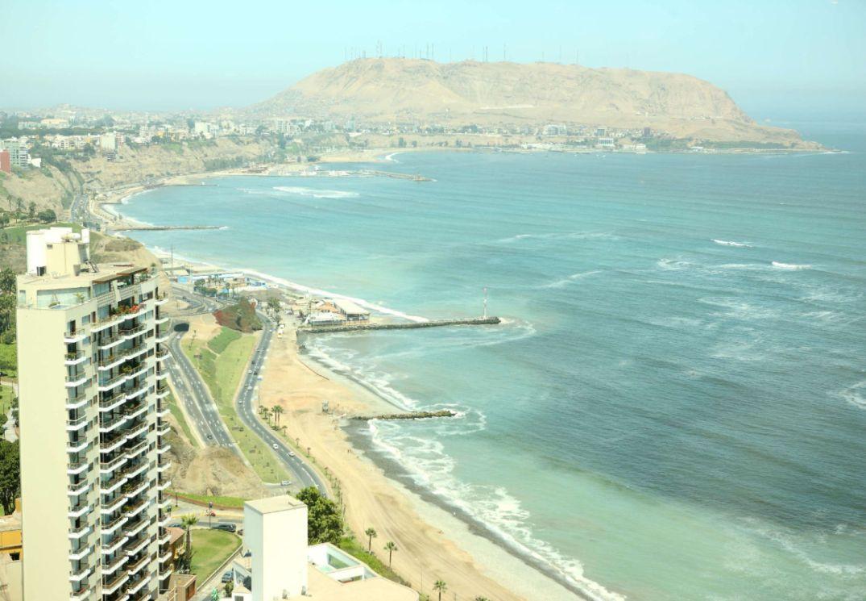 Região do JW Marriott Hotel Lima, na capital peruana
