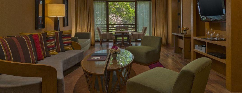Suíte Júnior do Hotel Tambo del Inka, no Vale Sagrado