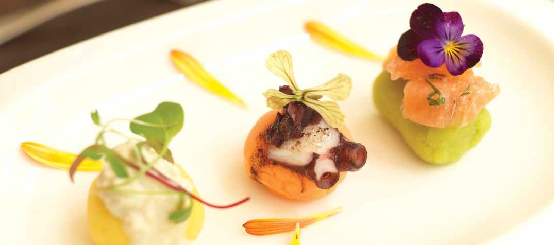 Gastronomia, no Belmond Sanctuary Lodge