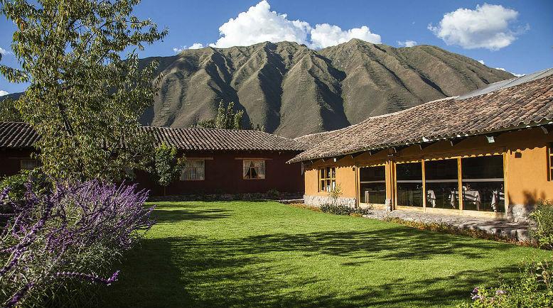 Hotel no Peru