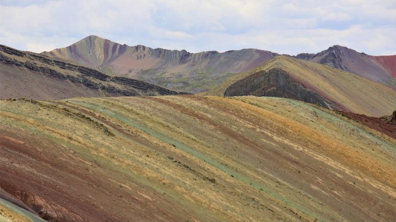 Montanha Pallcoyo