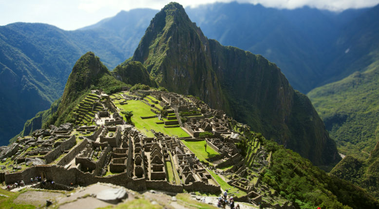 Ano Novo em Cusco passando em Machu Picchu