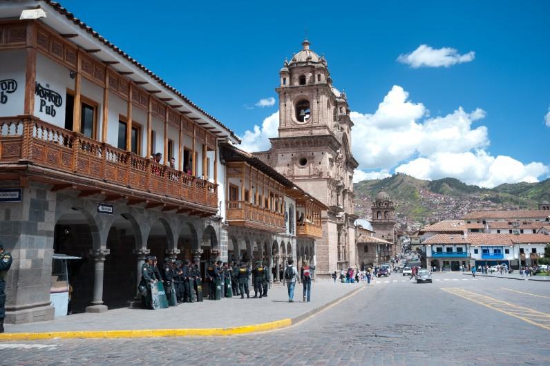 Machu picchu em 4 dias - Cusco