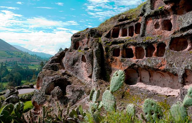 Turismo no Peru - Janelas de Otuzco