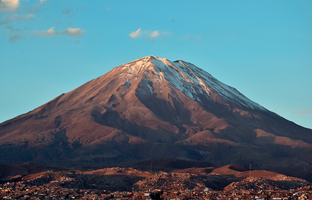 Vulcão Misti
