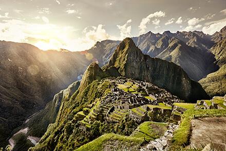 Os roteiros de viagem da Machu Picchu Brasil