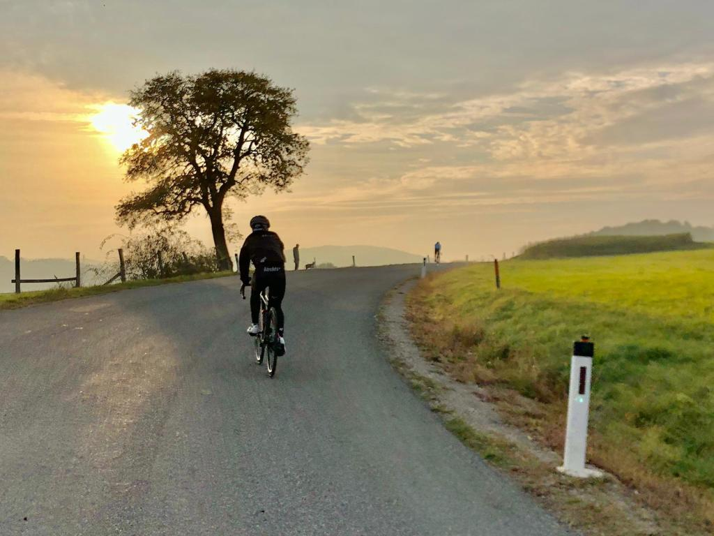 Mach Urlaub. Fahr Rennrad.