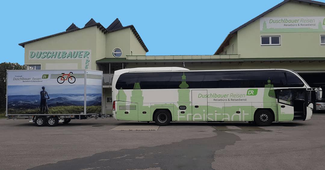 Rennradurlaub und Busreisen