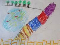 Enten zwischen Feldern und Wald: Lavendel, Mohn, Kornblumen und Sonnenblumen