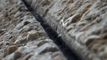 Der Schreiersgrüner Graben - Kontinentalplatten driften auseinander