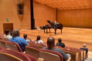 Improvisation Workshop International Maspalomas Trumpet Festival