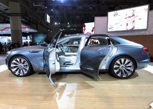 Buick, 2016 Canadian International Auto Show