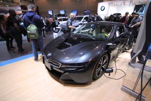 BMW, 2016 Canadian International Auto Show