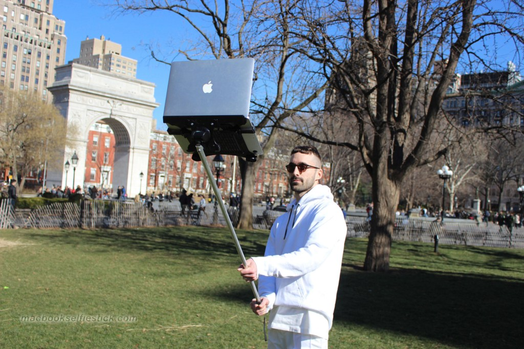 MacBook Selfie Stick, MacBook, Selfie Stick, New York