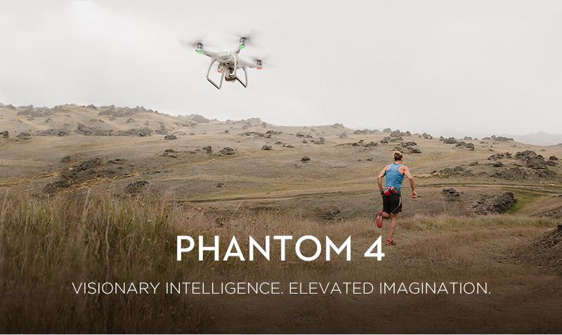 DJI Phantom 4, gadget, drone, aerial photography, gear