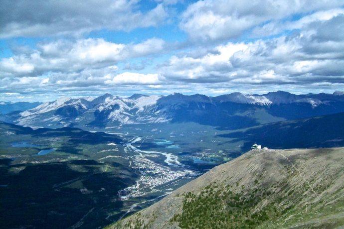Whistlers Mountain, Jasper Skytram, Tramway, Jasper, Alberta, Hike, Canadian, Adventure, Gods