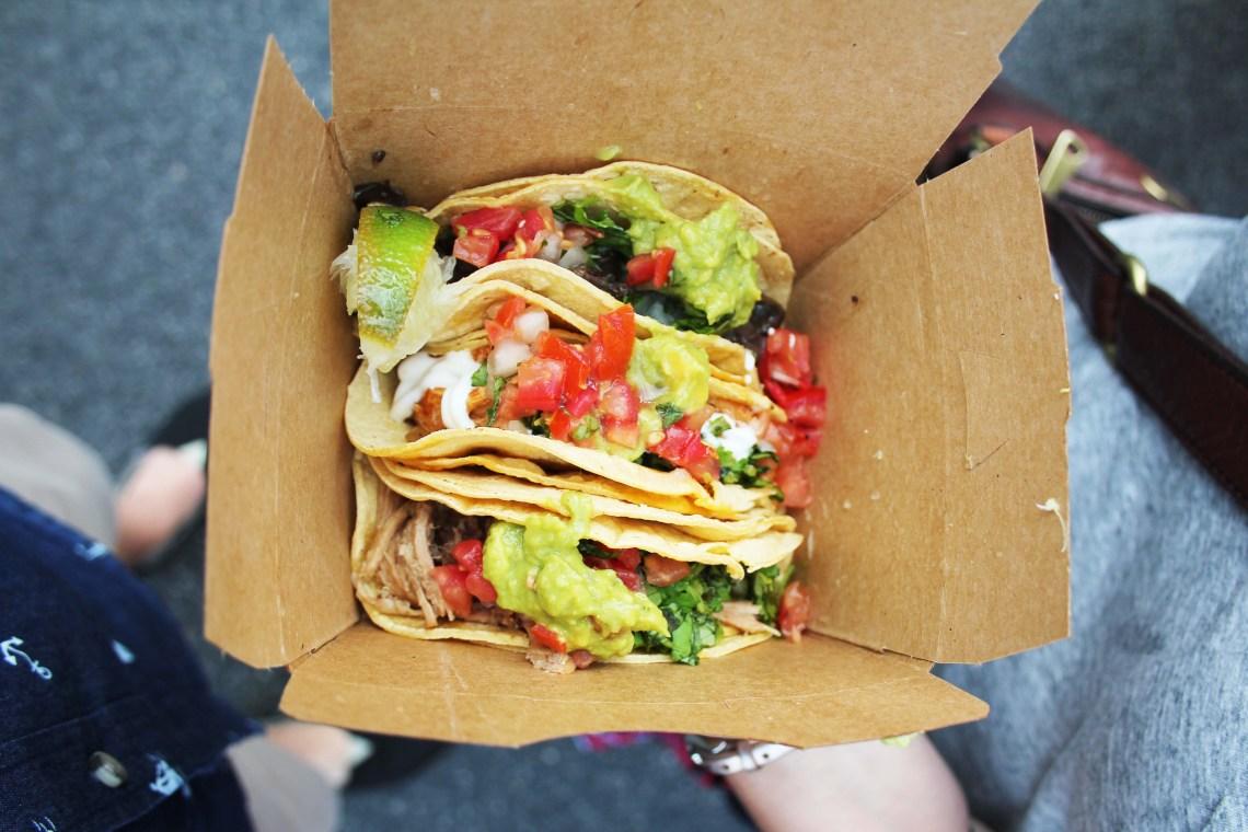 Tacos, St Clair Ave, Salsa, Toronto
