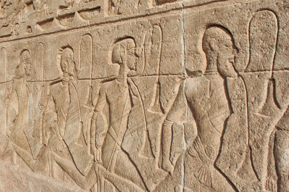 Abu Simbel, hyroglifics, tiny, details, macro