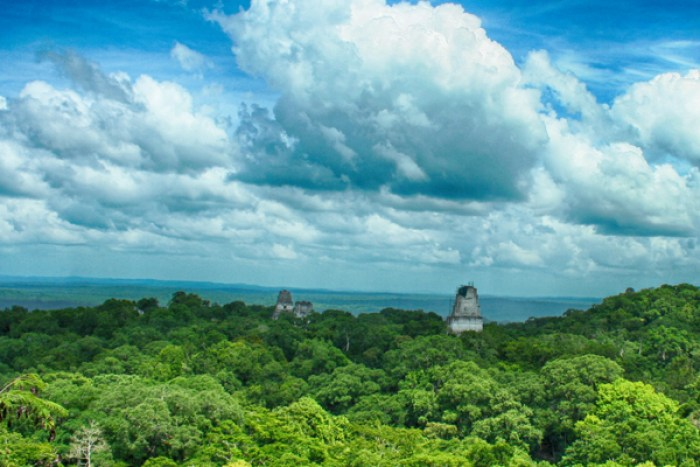 Tikal, Star Wars, George Lucas, New Hope