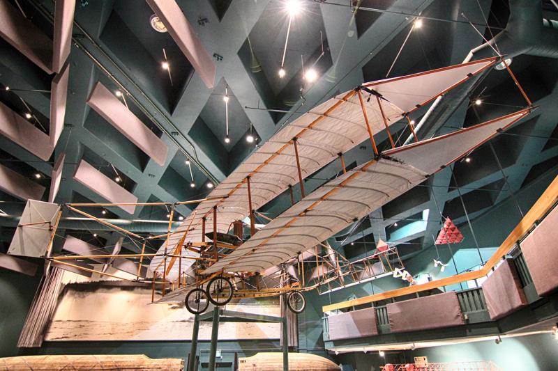Alexander Graham Bell, National, Historic, Site, Museum, history, Baddeck, Plane