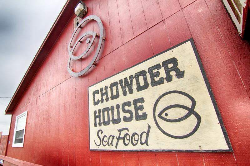 Seafood, Chowder, Cape Breton, Cabot Trail, Nova Scotia