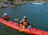 Kayaking at Lake Shore Lodge - Lake Tanganyika