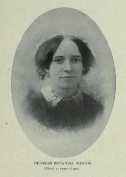 Weston, Deborah B