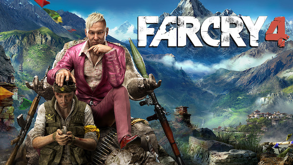Far Cry 4 Mac OS