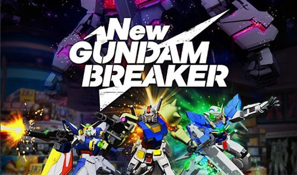 New Gundam Breaker Mac OS